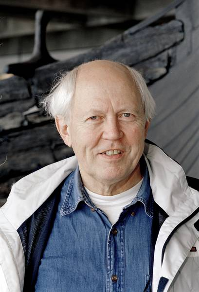 Dr. Ole Crumlin-Pedersen, founder of the Viking Ship Museum, has passed away