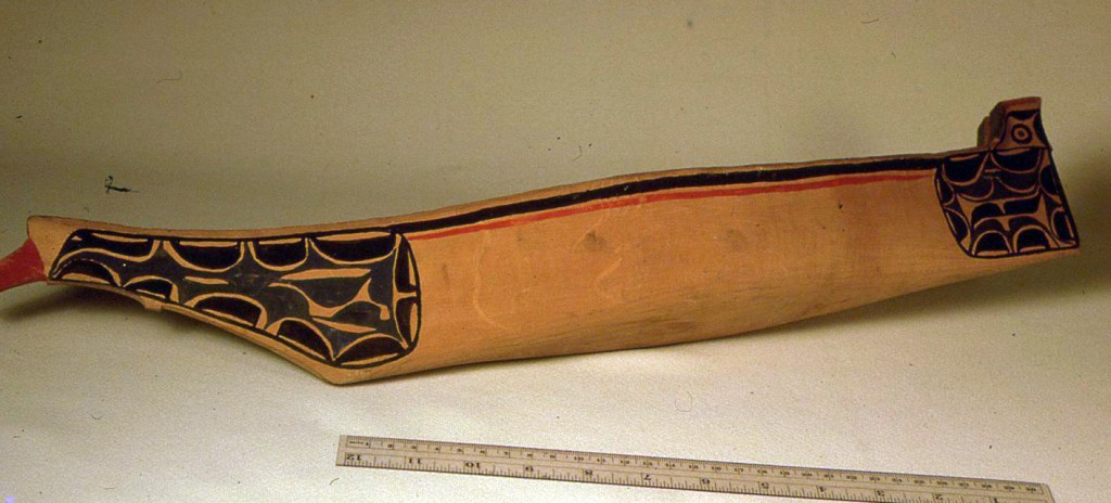 Toy Canoe from Ozette Wet Site–reply to Alan Hoover