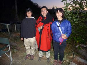 Dr Yamamoto and students thanked at Hoko WA