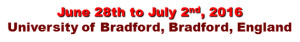 Bradford june 28-july 2
