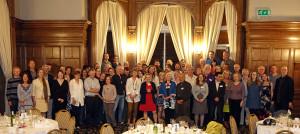 6-30-16  WARP30 delegates at Banquet jpg